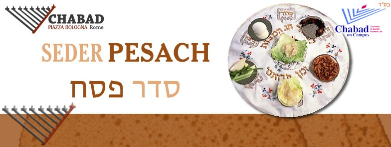 Pesach Seder with Chabad (Second night)